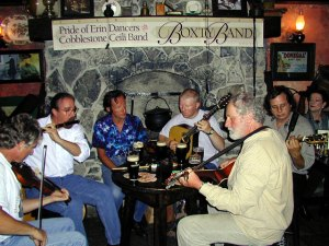 Ring in the New Year with Irish Music