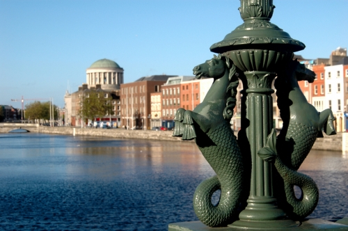 Dublin, The Friendliest City in Europe